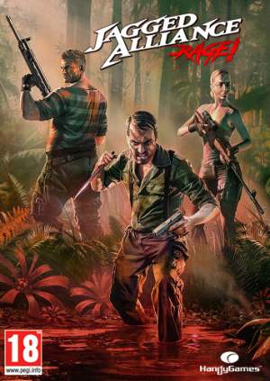 Jagged Alliance: Rage! (2018) PC | Лицензия
